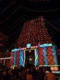 Templo del gokarnanatha de Kudroli fotos de archivo
