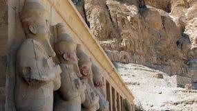 Templo del hatschepsut Fotografía de archivo libre de regalías
