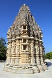 Templo del hinduism de Ranakpur en la India Foto de archivo libre de regalías