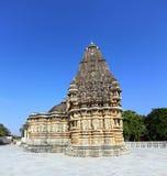 Templo del hinduism de Ranakpur en la India Imagen de archivo