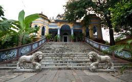 Templo del Jainist Imágenes de archivo libres de regalías