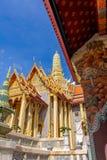 Templo del kaew de Phra Foto de archivo