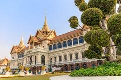 Templo del kaew de Phra Fotografía de archivo libre de regalías