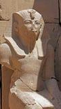 Templo del karnak Foto de archivo libre de regalías