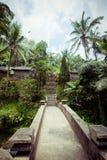 Templo del kawi de Gunung en Bali Foto de archivo