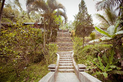 Templo del kawi de Gunung en Bali Fotografía de archivo