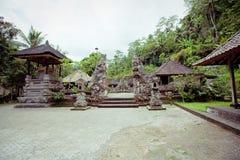 Templo del kawi de Gunung en Bali Fotografía de archivo libre de regalías