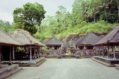 Templo del kawi de Gunung en Bali Imagenes de archivo