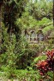 Templo del kawi de Gunung en Bali Fotos de archivo