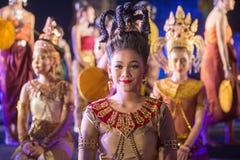 TEMPLO DEL KHMER DE TAILANDIA ISAN PHIMAI Fotografía de archivo libre de regalías