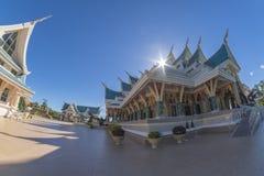 Templo del kon del PA Phu Fotos de archivo libres de regalías