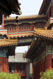 Templo del lama Fotos de archivo libres de regalías