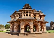 Templo del loto, la India Foto de archivo libre de regalías