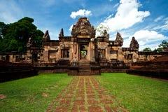 Templo del maungtum Imagenes de archivo