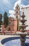 Templo del Oratorio San Miguel Allende Stock Image