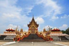Templo del oro. Imagen de archivo