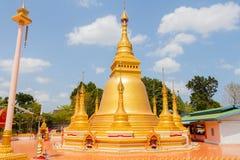 Templo del oro Imagen de archivo