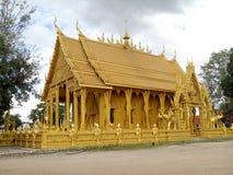 Templo del oro foto de archivo libre de regalías