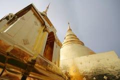 Templo del oro Imagenes de archivo