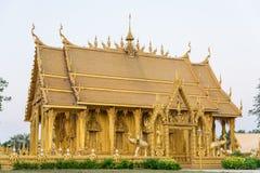 Templo del oro foto de archivo
