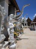 Templo del PA yang de San imagen de archivo