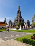 Templo del paisaje del amanecer Foto de archivo