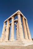Templo del Parthenon Fotos de archivo libres de regalías