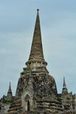 Templo del sanphet de Phra si Imagen de archivo libre de regalías