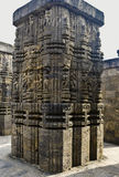 Templo del siglo XIII de Sun, Konark Imagen de archivo