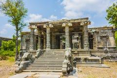 Templo del siva del señor de Chidambaram foto de archivo libre de regalías