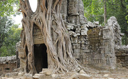 Templo del som de TA Imagen de archivo