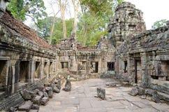 Templo del som de TA en Angkor, Camboya Fotos de archivo libres de regalías