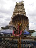 Templo del subramanya de Ghati Imágenes de archivo libres de regalías