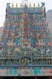 Templo del sur de la India Madurai Thiruparankundram Murugan fotografía de archivo