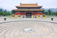 Templo del Taoist Fotos de archivo libres de regalías