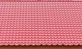 Templo del tejado Fotografía de archivo libre de regalías