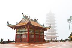 Templo del Wee de la barbilla Fotos de archivo