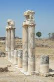 Templo destruido Imagen de archivo
