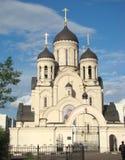 Templo do ícone Bozhiej da matriz Fotos de Stock