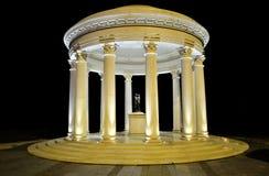 Templo do amor Imagem de Stock