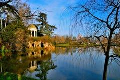 Templo do amor em Paris Imagem de Stock