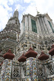 Templo do arun de Wat do alvorecer Imagens de Stock Royalty Free