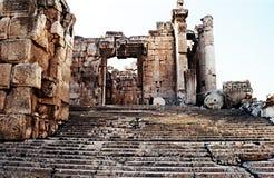 Templo do Baco Foto de Stock