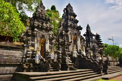 Templo do Balinese Foto de Stock Royalty Free