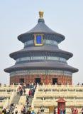 Templo do Céu foto de stock