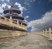 Templo do Céu (altar do céu), Pequim, China Fotos de Stock