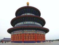 Templo do Céu (altar do céu), Pequim, China Imagens de Stock
