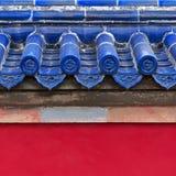 Templo do Céu, Pequim, China Fotos de Stock Royalty Free