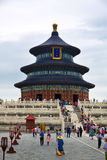 Templo do Céu, Pequim, China Fotos de Stock