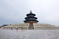 Templo do Céu, Pequim, China Imagens de Stock Royalty Free